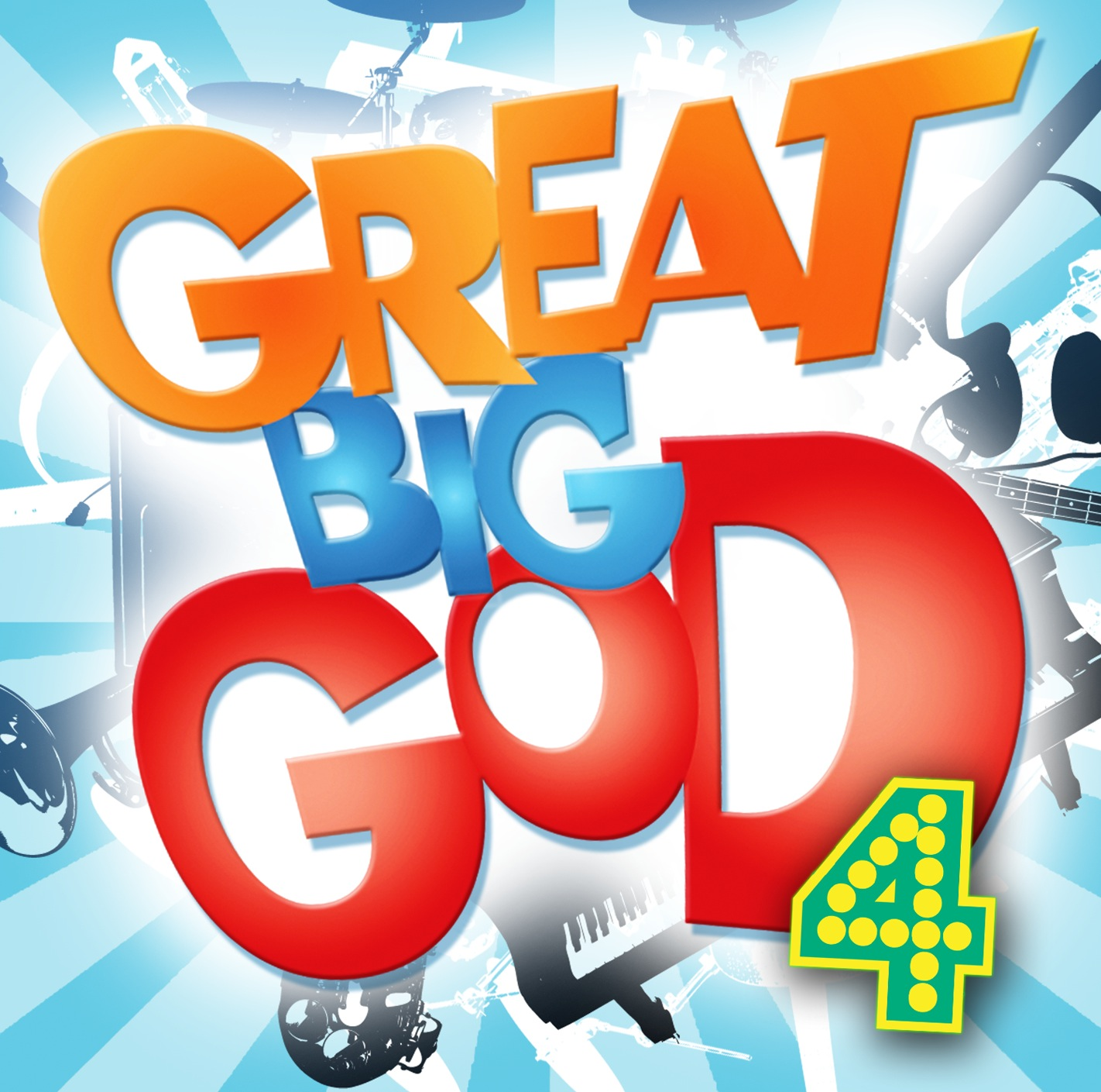 our god is a great big god pdf