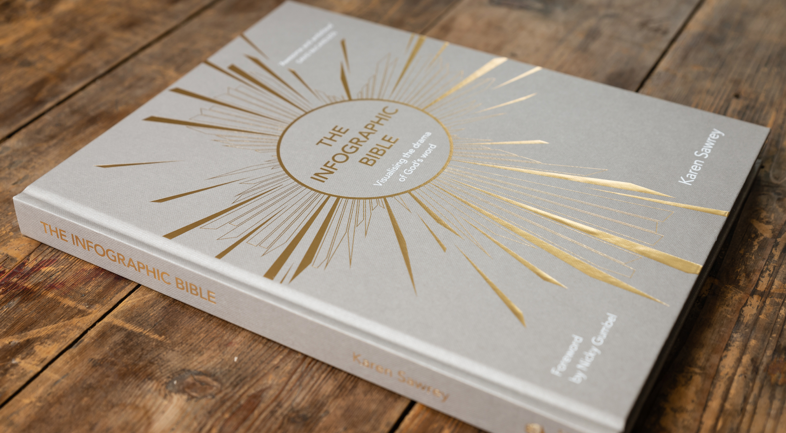 The Infographic Bible | An interview with author Karen Sawrey